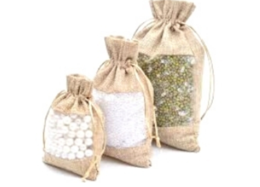 10 - Drawstring Gift Bag manufacturer and supplier in China