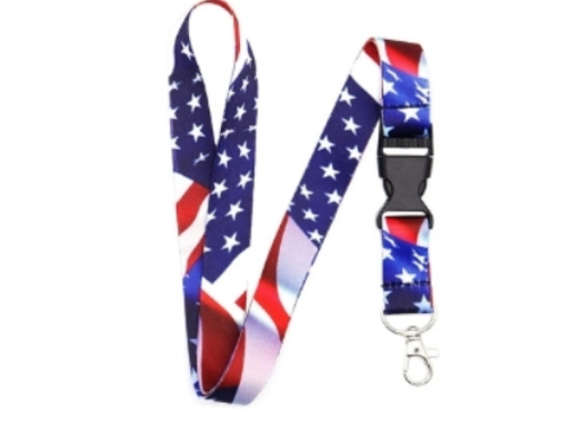 11 - Nylon Lanyard manufacturer and supplier in China