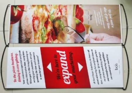 13- Custom Roll Up Banner manufacturer and supplier in China