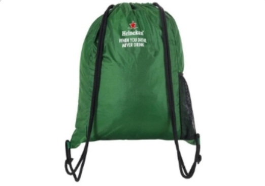 16 - Polyester Drawstring Bag manufacturer and supplier in China