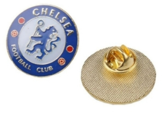 18 - Printed Lapel Pin manufacturer and supplier in China