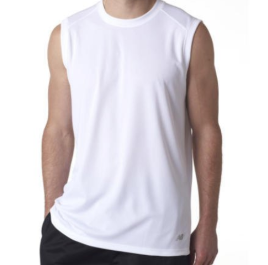 18 - Sleeveless T-Shirt For Men manufacturer and supplier in China