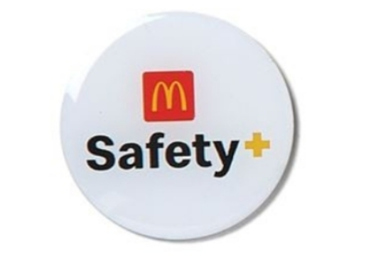 19 - Safety Lapel Pin manufacturer and supplier in China