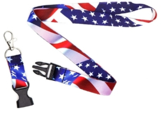 20 - Woven Lanyard manufacturer and supplier in China