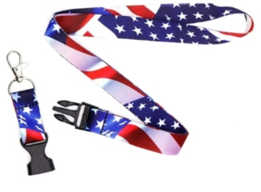 3 - Lanyard With Prints manufacturer and supplier in China