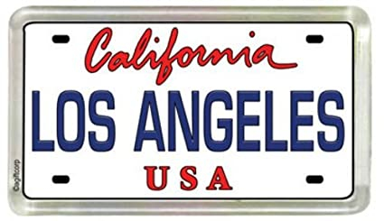 4- California License Plate manufacturer and supplier in China