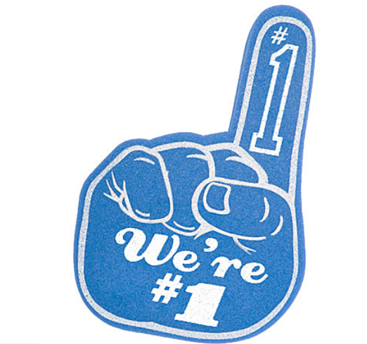 5 -Foam Fingers Manufacturer and supplier in China
