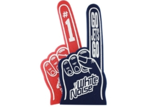 6 - Personalized Foam Fingers manufacturer and supplier in China