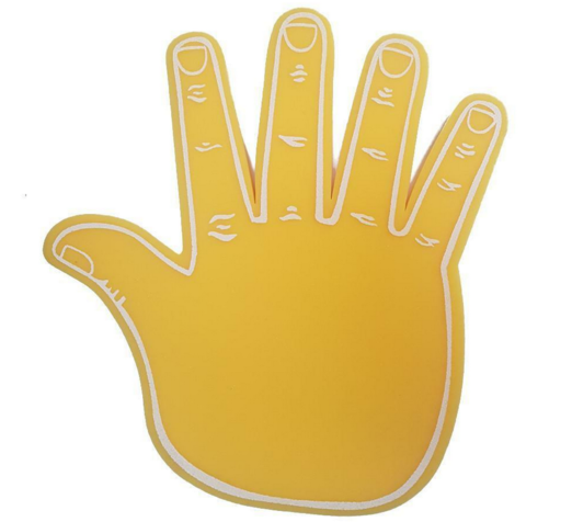 7 - Foam Waving Hand manufacturer and supplier in China