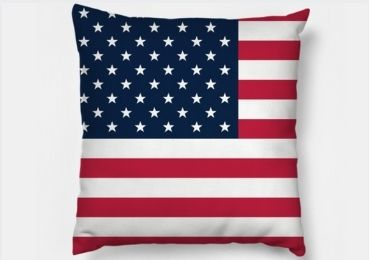 American Souvenir Pillows manufacturer and supplier in China