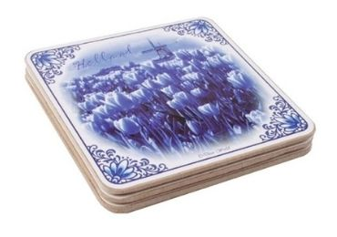 Amsterdam Souvenir Coaster manufacturer and supplier in China