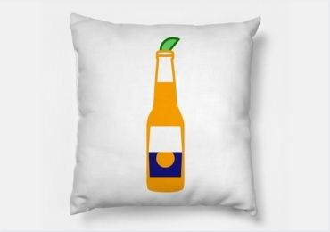 Beer Advertising Pillowcase manufacturer and supplier in China