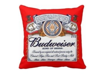 Beer Brands Promotional Pillows manufacturer and supplier in China