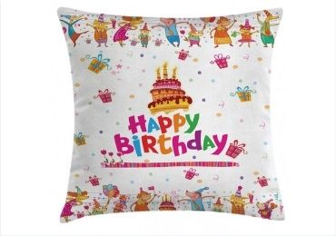 Birthday Gift Pillows manufacturer and supplier in China