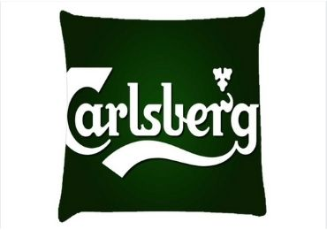 Carlsberg Promotional Pillows manufacturer and supplier in China