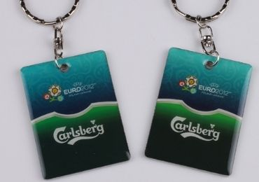 Carlsberg Sports Keychain manufacturer and supplier in China