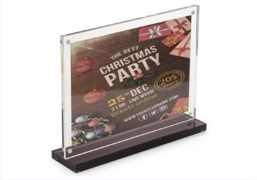 Christmas Acrylic Table Sign manufacturer and supplier in China