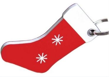 Christmas Acrylic Tag manufacturer and supplier in China