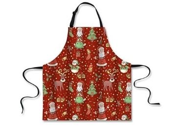 Christmas Apron manufacturer and supplier in China