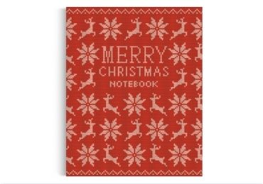 Christmas Binding Notepad manufacturer and supplier in China
