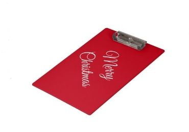 Christmas Clipboard manufacturer and supplier in China