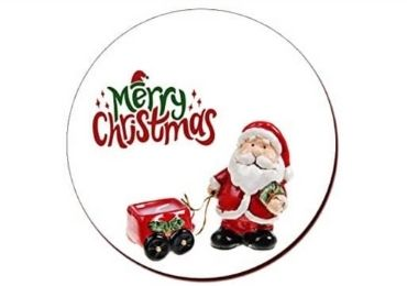 Christmas Coaster manufacturer and supplier in China