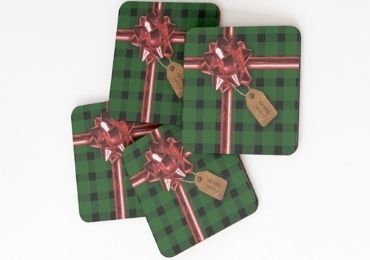 Christmas Collectible Coaster manufacturer and supplier in China