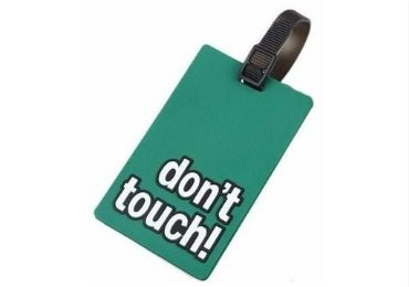 Christmas Decor Luggage Tag manufacturer and supplier in China