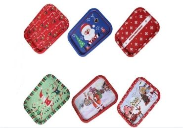 Christmas Dinner Tray manufacturer and supplier in China