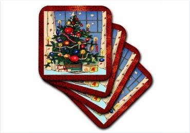 Christmas Gift Coaster manufacturer and supplier in China