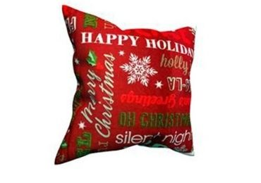 Christmas Gift Pillowcase manufacturer and supplier in China