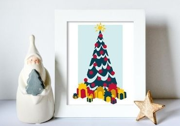 Christmas Image Frame manufacturer and supplier in China