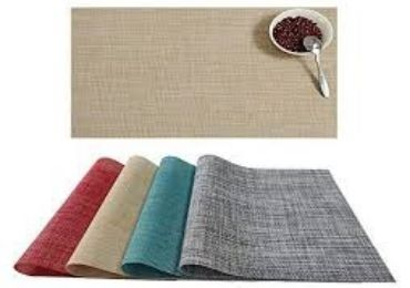 Christmas Linen Placemat manufacturer and supplier in China