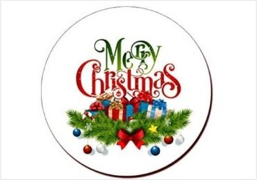 Christmas MDF Coaster manufacturer and supplier in China