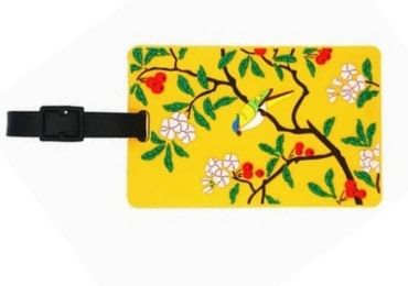 Christmas Memento Luggage Tag manufacturer and supplier in China