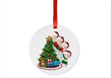 Christmas Metal Decoration manufacturer and supplier in China