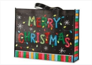 Christmas Non-woven Bag manufacturer and supplier in China