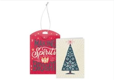 Christmas Paper Decor Tag manufacturer and supplier in China