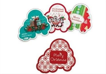 Christmas Paper Tag manufacturer and supplier in China