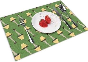 Christmas Placemat manufacturer and supplier in China