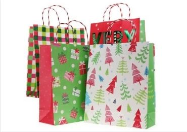 Christmas Printed Bag manufacturer and supplier in China
