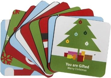 Christmas Printed Coaster manufacturer and supplier in China