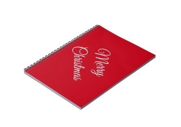 Christmas Printed Notebook manufacturer and supplier in China