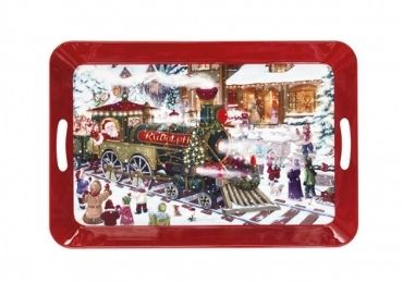 Christmas Printed Tray manufacturer and supplier in China
