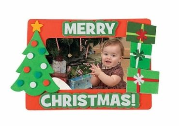 Christmas Rubber Photo Frame manufacturer and supplier in China
