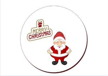 Christmas Wooden Coaster manufacturer and supplier in China