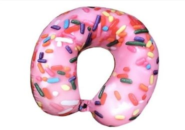 Doughnut Girl Pillows manufacturer and supplier in China