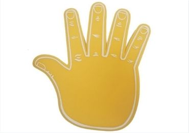 EVA Cheering Fingers manufacturer and supplier in China