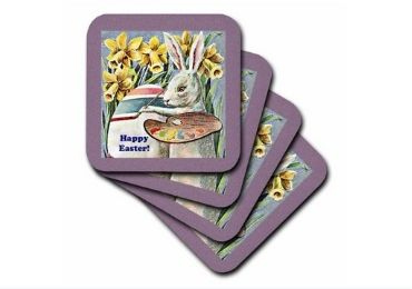 Easter Day Coaster manufacturer and supplier in China
