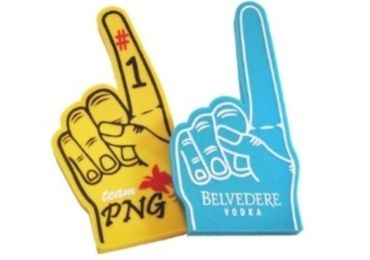 Events Promotional Fingers manufacturer and supplier in China
